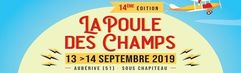 La Poule Des Champs 2019 logo