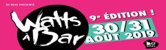 Watts À Bar 2019 logo