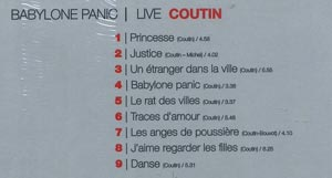 coutin live