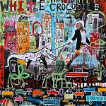 White Crocodile – The Stranger