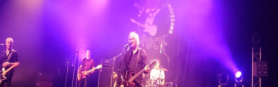 Les Moissons Rock 2015 – Jour 1 – Juvigny (51)