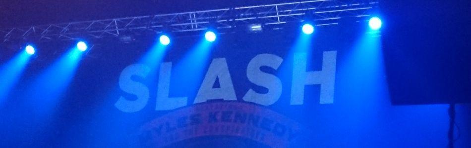 Slash + Myles Kennedy & The Conspirators à La Rockhal – Esch Sur Alzette (Lux)