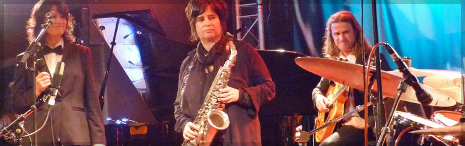 Terez Montcalm et Lucy Dixon au New Morning – 15/12/2015 – Paris (75)
