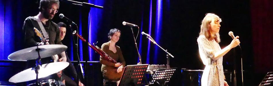 Emily Loizeau et Dom La Nena aux Trois Baudets  – 19/04/2016