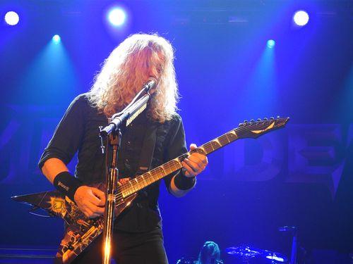 Megadeth 1 2016
