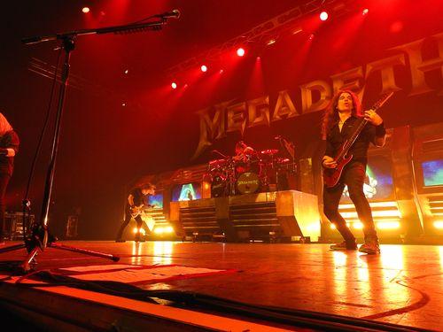 Megadeth 2 2016