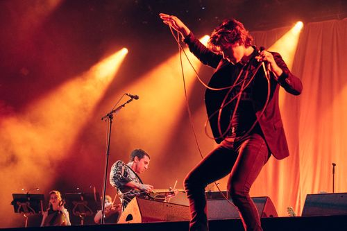 RES16 The Last Shadow Puppets
