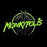Monkypolis – EP #B4CC03 (Vert)