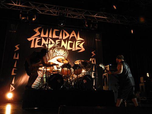 Suicidal Tendencies 2017 2