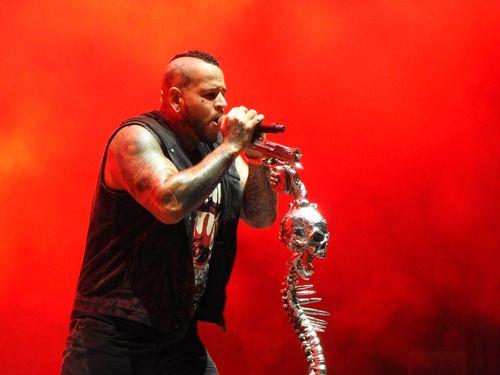 Five Finger Death Punch 2017