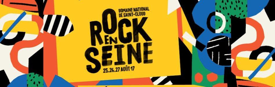 Rock En Seine 2017 - Le Parc de Saint-Cloud (92)