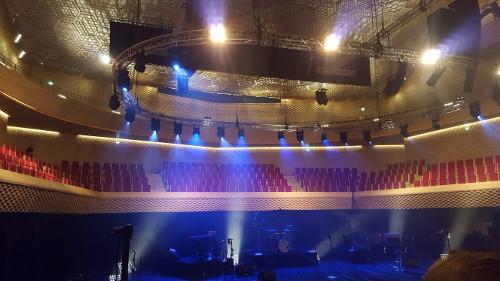 Salle de l'Auditorium Intérieur