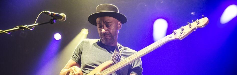 Marcus Miller le 19/04/2018 à La Rockhal - Esch Sur Alzette (Lux)