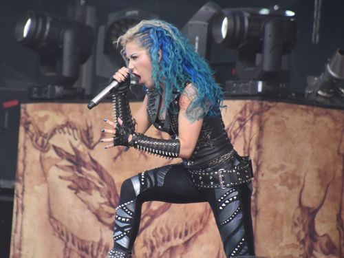 Arch Enemy - Hellfest 2018 (3)