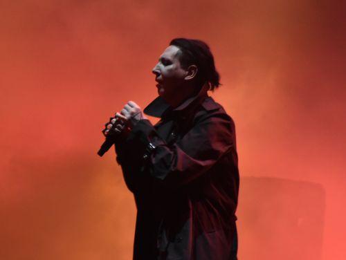 Marilyn Manson - Hellfest 2018