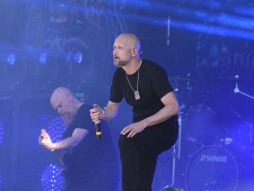 Meshuggah - Hellfest 2018