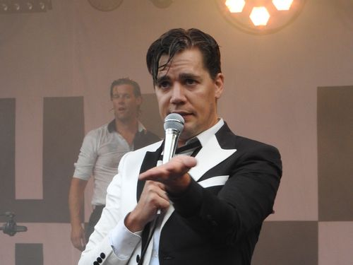 The Hives 2018