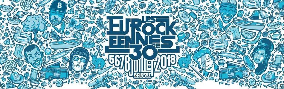 Les Eurockéennes 2018 - Belfort (90)