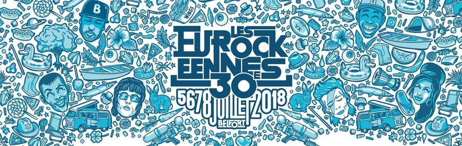 Les Eurockéennes 2018 – Belfort (90)