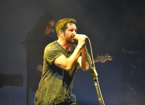 Nine Inch Nails - Les Eurockéennes 2018