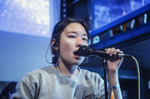 Superorganism - Luxembourg 2018