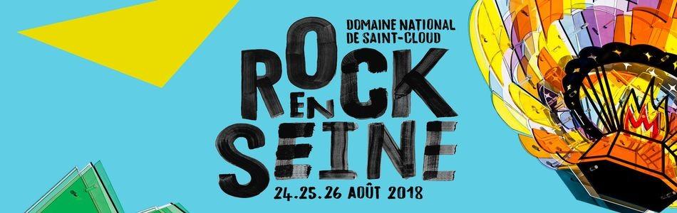 Rock En Seine 2018 – Le Parc De Saint-Cloud (92)