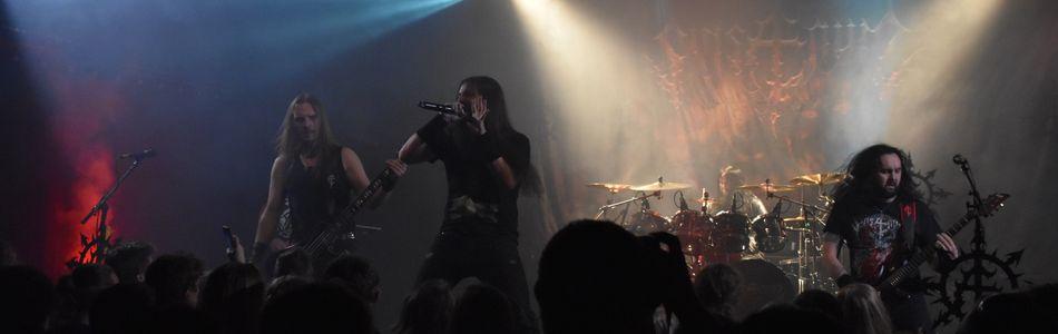 Sinsaenum + Hatesphere + T.A.N.K à La Cartonnerie – Reims (51)
