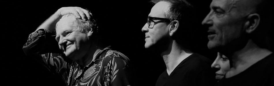 Rodolphe Burger & Serge Teyssot-Gay – Le Grand Logis – Bruz (35)