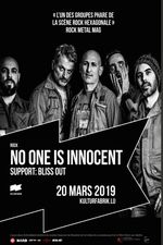 No One Is Innocent à La Kulturfabrik (2019) - vignette