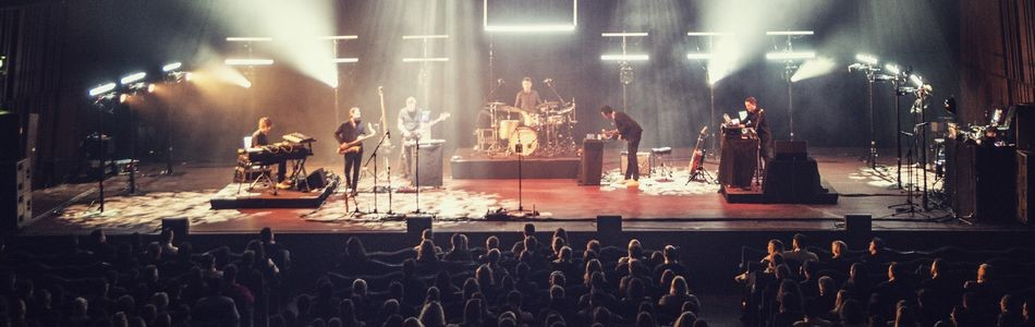 The Cinematic Orchestra le 15/03/2019 à La Philharmonie Luxembourg (Lux)