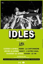 Idles Tour 2019