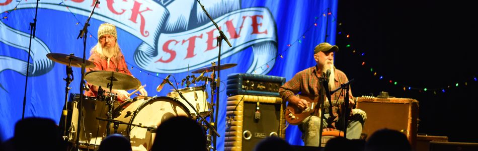 Seasick Steve à La Cartonnerie – Reims (51)