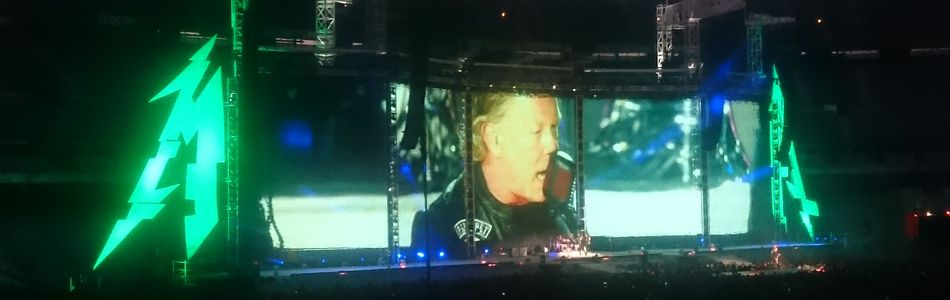 Metallica au Stade de France – Saint-Denis (93)