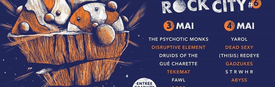Festival Saint-Malo Rock City # 6 – part II – La Nouvelle Vague – Saint-Malo (35)