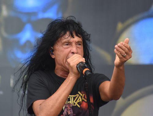 Anthrax (2) - Hellfest 2019