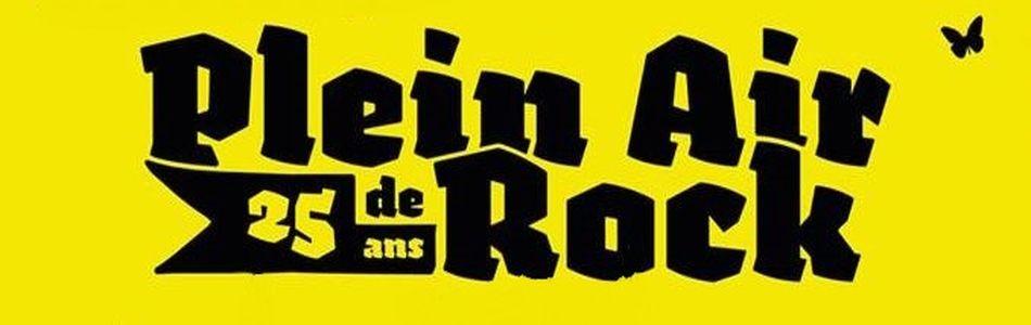 Plein Air De Rock le 01/06/2019 au Parc du Château de Moncel - Jarny (54)