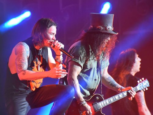 Slash & Myles Kennedy - Hellfest 2019