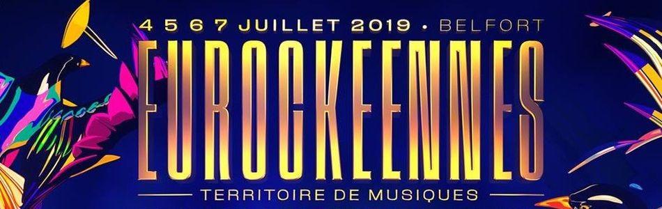 Les Eurockéennes 2019 - Belfort (90)