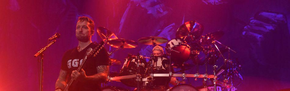 Volbeat + Baroness + Danko Jones à La Rockhal – Esch Sur Alzette (Lux)