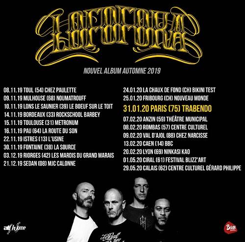 lofofora-tournee-2019