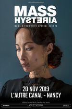 Mass Hysteria - L'Autre Canal 2019 vignette