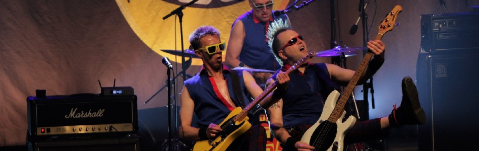 The Toy Dolls + Dewaere à La Nouvelle Vague – Saint Malo (35)